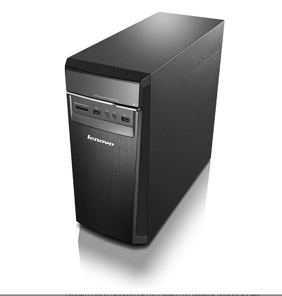 Komputer stacjonarny PC Lenovo Desktop H50-50 z dyskiem HDD 500GB, pamięcią RAM 2GB oraz procesorem i3 4160.