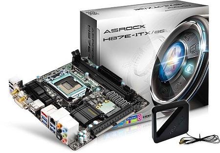 Płyta główna LGA 1150 marki ASRock, chipset H87, obsługa pamięci DDR3 maksimum 32GB