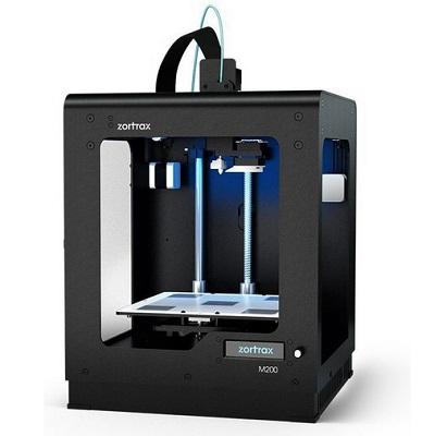 drukarka 3D model Zortrax M200