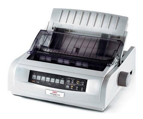 drukarka igłowa model OKI Microline 5520