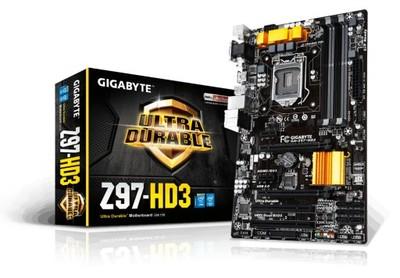 płyta główna Gigabyte Z97-HD3