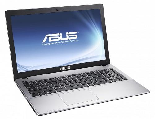 Laptop ASUS R510JX-DM044H, pamięć RAM 4-8GB, procesor i7 4720HQ z dyskiem HDD o pojemności 1TB.