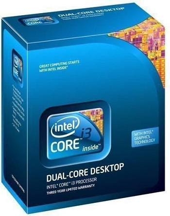 Procesory Intel Core i3