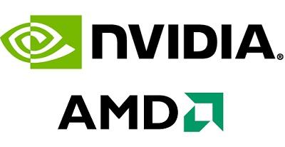 NVIDIA i AMD - producenci kart graficznych