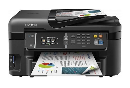 drukarka atramentowa Epson WorkForce WF-3620DWF