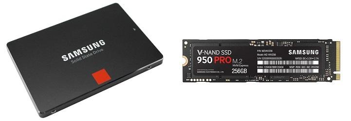 dysk SSD interfejs sata 3 i dysk SSD M.2 PCI-E