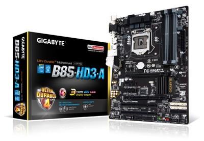 płyta główna Gigabyte GA-B85-D3H